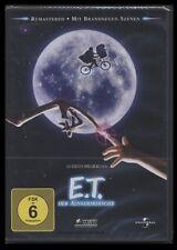 DVD E.T. (ET) - DER AUSSERIRDISCHE - REMASTERED - STEVEN SPIELBERG *** NEU ***