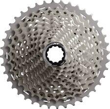 Shimano CS-M8000 Fahrrad-Kassette DEORE XT 11-fach Silber, Abstufung 11-40/42/46