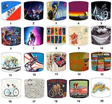 Pour Vélo Tour De France Abats-jour Ou Plafonnier Lumières, Vélo Abat-jour