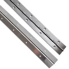 Stangenscharnier 1,2 m und 2 m  Klavierband Möbelscharnier Scharnierband