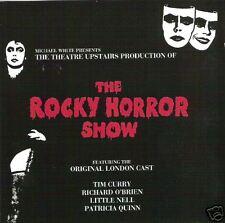 CD----The Rocky Horror Show-----Selten------