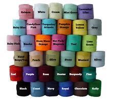 Colorful Horse Fleece Polo Wraps | Set of 4 Horse Polos | PRI Equine