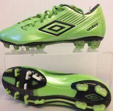 Umbro GT II Lite Football Boots Shoes FG Green 80391U UK 6.6.5.7.8.9.5.11 T284