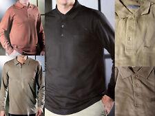 Poloshirt Langarmshirt Shirt Pulli Pullover Herren