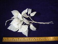 Vintage Millinery Flower Leaf Fairy Wing SemiSheer #P15