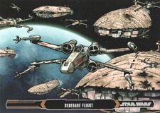 2015 Topps Star Wars Illustrated Empire Strikes Back Base Set Pick From List