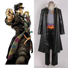 JoJo's Bizarre Adventure Stardust Crusaders Jotaro Kujo Costume Cosplay Vestito