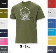 Israeli Army Military Air Force T-Shirt Israel IDF Shirt IAF Zahal  SZ S-5XL