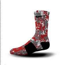 Custom Nike Elite Socks All Sizes OHIO STATE DIGITAL CAMO