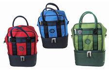 Drakes orgoglio il crown green / Piatta Verde 2 Ciotola Micro Bag ** b4151 **