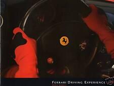 Ferrari Driving Experience 2006 North America Brochure