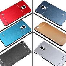 Galaxy Note 3 Aluminium Handy Hülle Alu Metall Hard Cover Premium Schutz Case