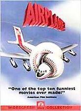 AIRPLANE DVD Robert Hays, Julie Hagerty, Lloyd Bridges, LIKE NEW