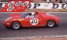 Calcas Ferrari 275P Le Mans 1964 20 1:32 1:43 1:24 1:18 275 P slot decals