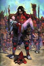 143306 Valkyri Profil Animation Pop Wall Print Poster Affiche