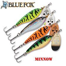 Blue Fox Vibrax Minnow Spin Different sizes/colors BFMSV