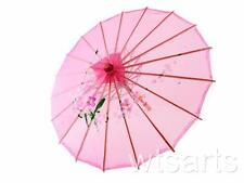 MEDIUM cinese floreale PARASOL GEISHA Umbrella - 83 cm Dia