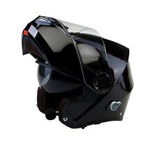 RS-V151 Bluetooth 2.0 Blinc Flip Front Motorcycle Helmet Gloss Black Yellow XS