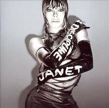 Discipline Jackson Janet CD Sealed ! New !