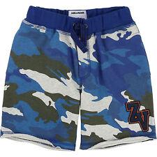 ZADIG & VOLTAIRE Shorts Sweatpants camouflage blau 128 134 140 146 152 158 164