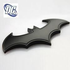 Batman Car Decal 3D Metal Auto Motorcycle Logo Laptop Decals black Chrome USA