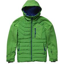 O'neill Ski Jacket Snowboard Jacket Pb 37-N Jacket Green Waterproof