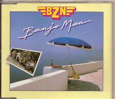 BZN - Banjo man CD SINGLE 3TR  europop 1994 HOLLAND