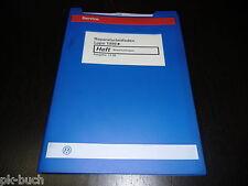 Werkstatthandbuch VW Lupo Bremsanlagen Bremsen Stand 11/1999