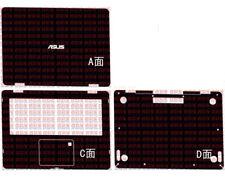 """Laptop Carbon fiber Skin Sticker Cover For NEW ASUS ZenBook UX461UA UX461UN 14"""""""