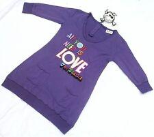 Amplified Beatles Kids Girls Dress Vestito Shirt 134/140