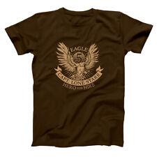 Captian Lone Star  Spaceballs Funny 80S Star Wars Brown Basic Men's T-Shirt