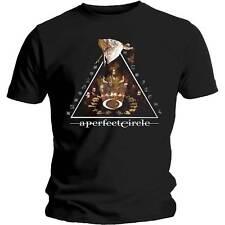 Un círculo perfecto rendición oficial para hombre Negro Camiseta