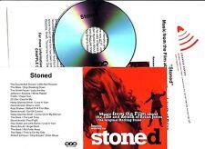 "ROLLING STONES Brian Jones ""Stoned O.S.T."" UK Acetate Promo CD + Press Sheet"