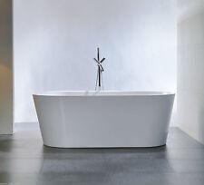 "Bathroom Acrylic Free Standing Bath Tub ""Thin Edge"" 1500x750x600"