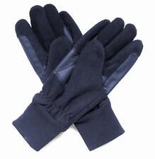 Black Saddlecraft Waterproof Fleece Winter Riding Gloves - Choose Size