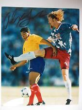 Alexi Lalas Usa Soccer Autographed 8x10 Photo