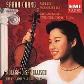 Sarah Chang : Paganini: Concerto No. 1 in D / Saint Saens: Havanaise CD (1994)