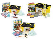 Snazaroo Face Paint Painters Kit Mini Starter Professional Set Make Up Kids Fun