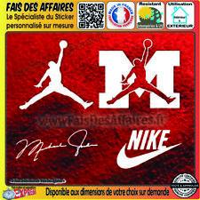 Details about Flight Jordan Jumpman Logo Huge 23 AIR Decal Sticker Car Window Tablet PC Laptop