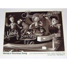 Toy Story movie poster - Woody, Bullseye, Jessie, Stinkie Pete, 11 x 14 inches