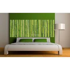 Adesivi Testa de letto decocrazione bambù 9131