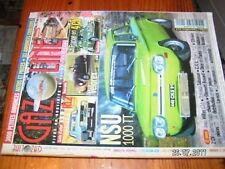 Gazoline n°109 R12 Gordini Velorex 4CV NSU 1000 TT Jeep