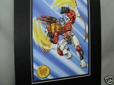 Lio Convoy Beast Wars II Transformer  Art Exhibit