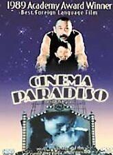 Cinema Paradiso Dvd . Sealed Brand New Free Shipping