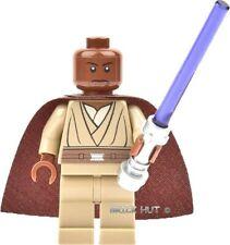 LEGO STAR WARS - MACE WINDU FIGURE - BESTPRICE - FAST + GIFT - 9526 - 2012 - NEW