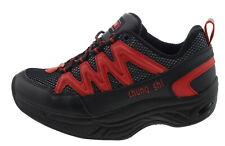 CHUNG SHI Comfort Step Magic 9101005 Sneaker Black Red 179866