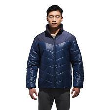 Adidas Men Jacket Cytins Pad Running Navy Zipper Casual Sport Gym BQ4244 New