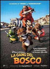 Dvd DreamWorks **LA GANG DEL BOSCO** nuovo 2006
