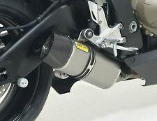 SILENCIEUX ARROW INDY-RACE TITANE HONDA CBR 1000 RR 2008/11 - 71379MI+71727PK