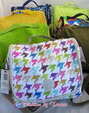 New w Tag KIPLING KICHIROU Lunch Bag with Furry Monkey